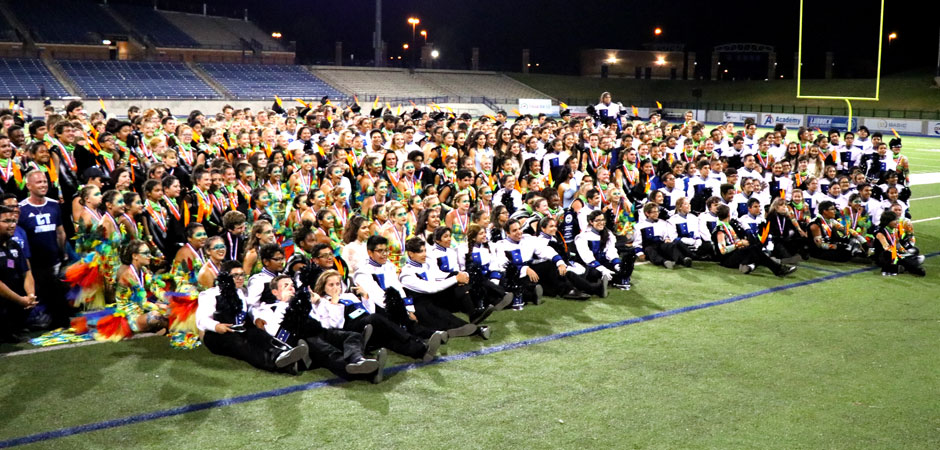 The Del Rio and CTJ bands
