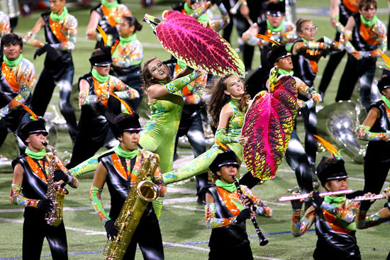 CTJ performs in BOA Midland Finals