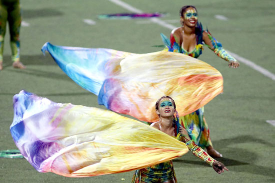 CTJ Performs in BOA Midland Regional