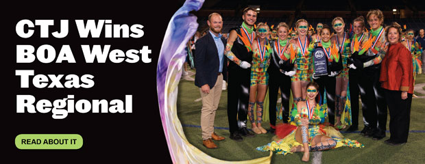 CTJ Wins BOA West Texas Regional