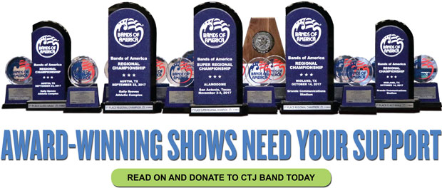 Donate to CTJ Band Today