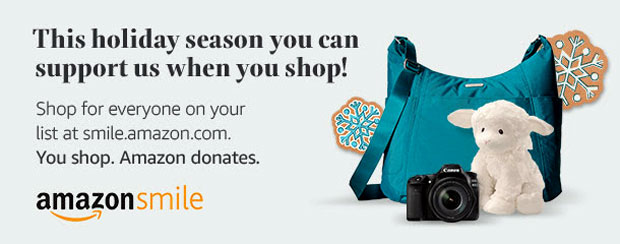 Shop Amazon Smile and Support CTJ Band