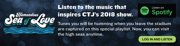 The 2018 CTJ Fall Show Spotify Playlist