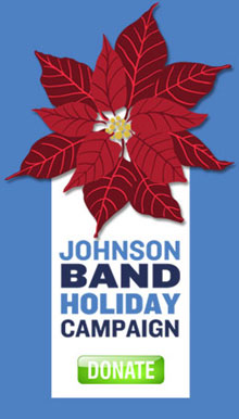 Johnson Band Holiday Campaign