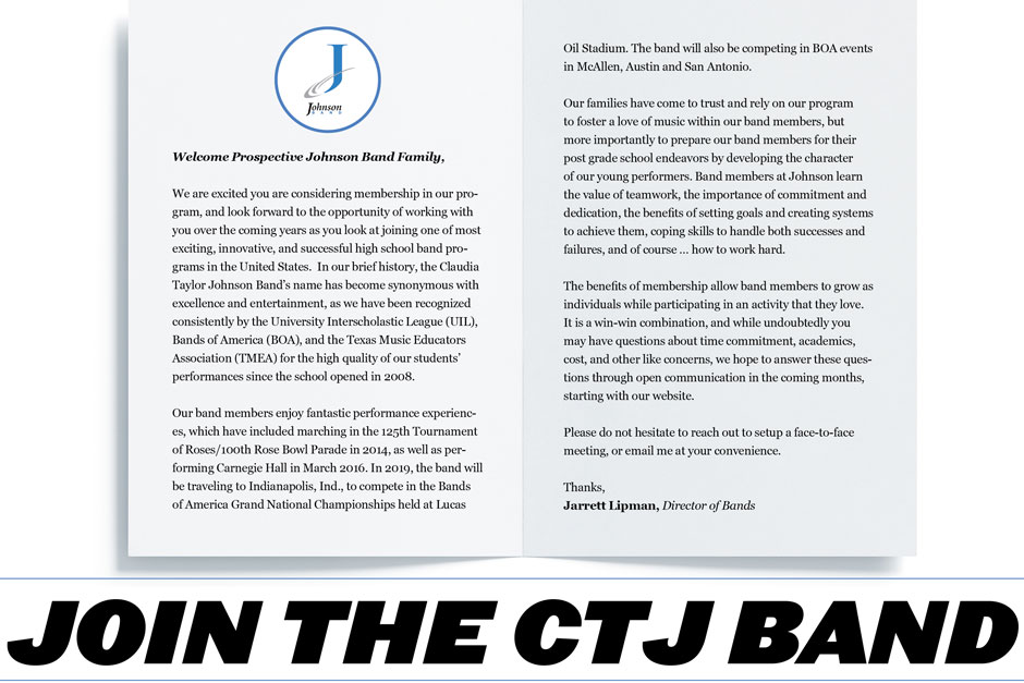 Join the CTJ Band