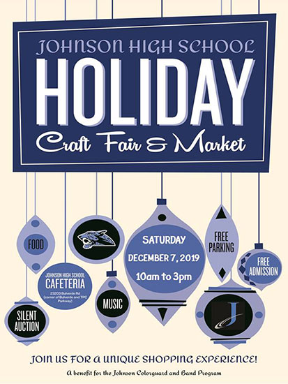 Flyer-Johnson-Craft-Fair