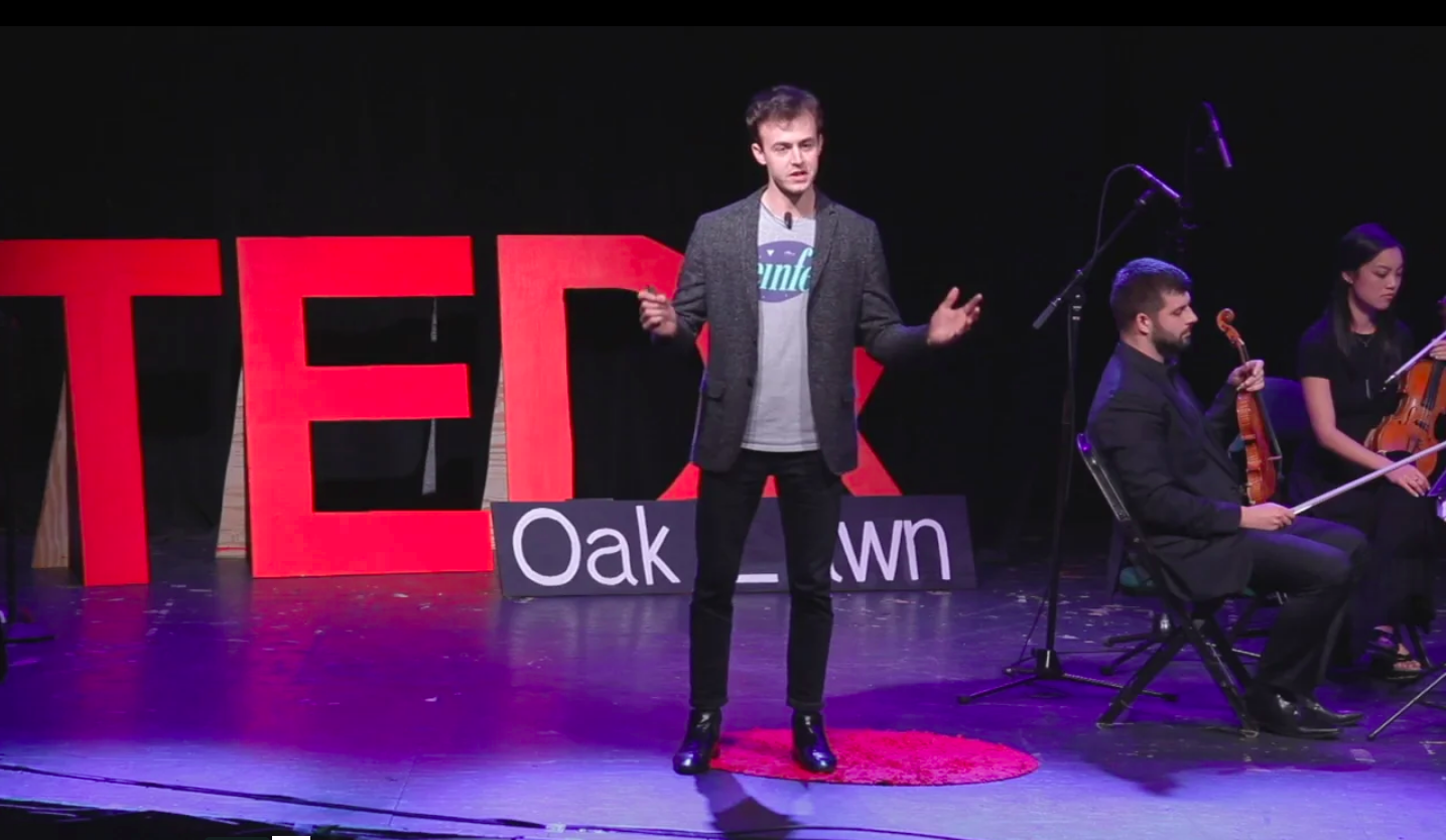 "TEDx Oak Lawn: ""Music About Nothing: Seinfeld and the Classical Style"""