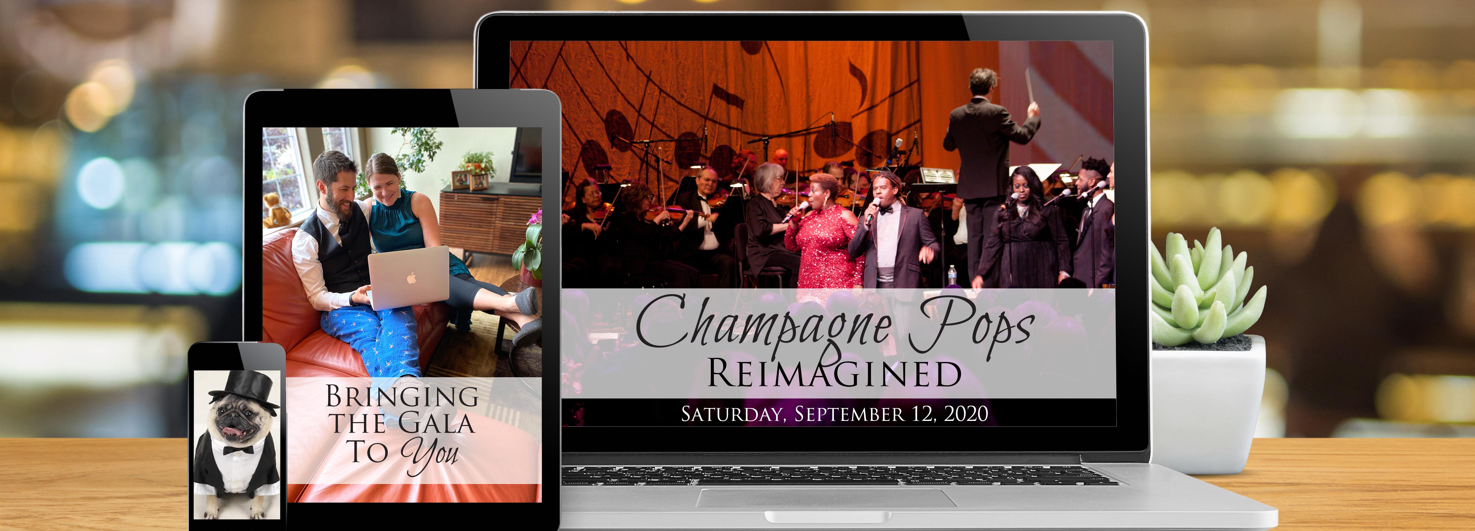 Champagne Pops