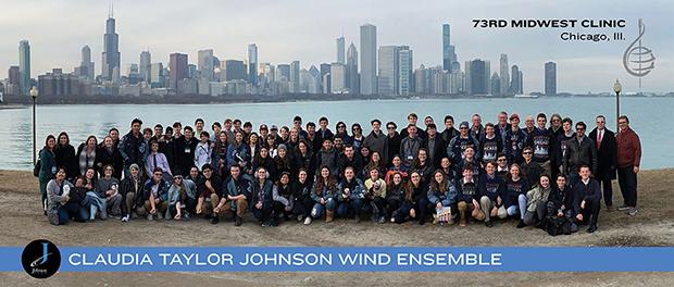 CTJ Wind Ensemble at Wind Ensemble