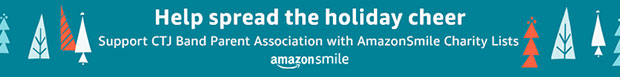 Donate to CTJBPA with AmazonSmile