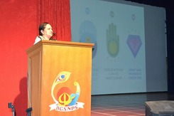 Debunk Myths about Cancer Sharing her personal experience Mrs Kamal Peter.jpg