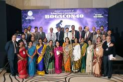 Gynaecologists from different parts of the Globe