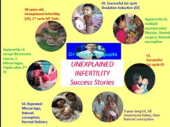 Unexplained Infertility Success
