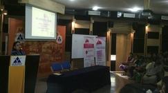 Acharya Pharmacy College Camp