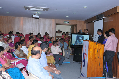 Launch of Breast Cancer Support Group STHREE