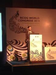 RCOG World Congress Hyderabad