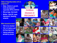 Thyroid Problems in Pregnancy