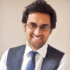 dr. Adil Sheraz