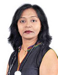 dr . Naina Bhatti