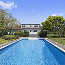 Impressive from the outset with an inviting traditional exterior, this generous Cape Cod-style residence effortlessly delivers a lifestyle of space, charm and utmost privacy. It is immaculately presented throughout with many character details and is designed to provide a great home for entertaining with a focus on indoor / outdoor living. The property captures the very essence of Hamptons style and is quietly nestled into a large 0.64 acres of established grounds close to the beach, golf course and some of the best shopping in all of the Hamptons.
