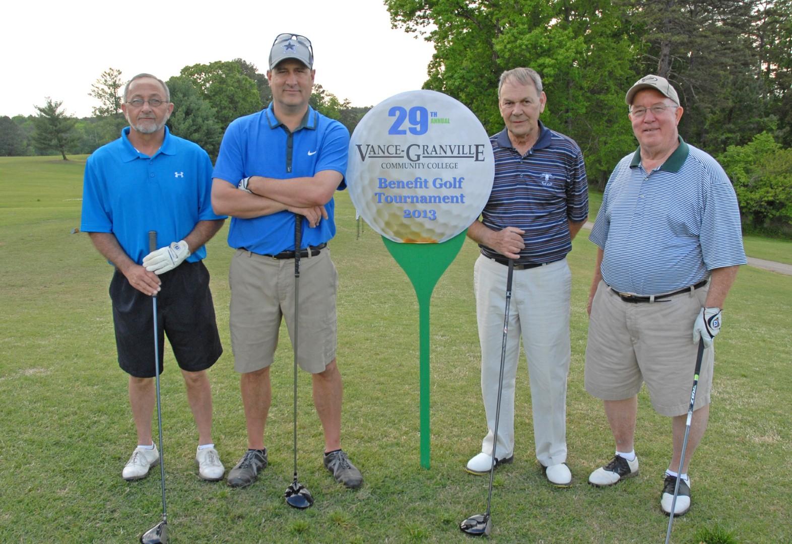 VGCC celebrates another Record-Setting Benefit Golf Tournament