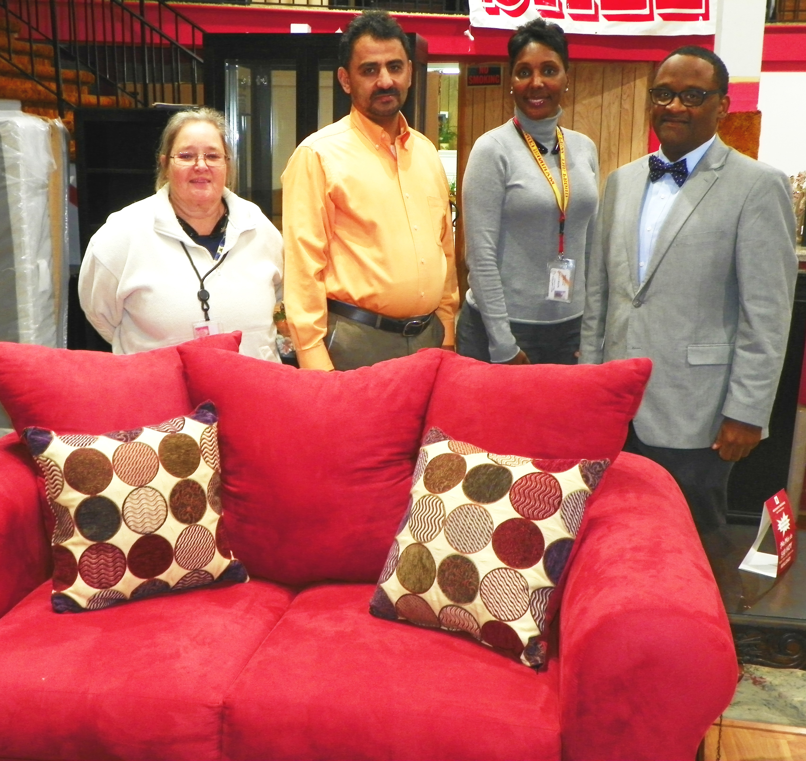 Henderson Furniture Outlet Donates To Henderson Middle School U2013 Home In  Henderson