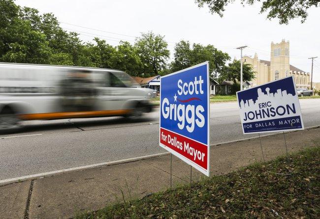 2019 Municipal Runoff Election | The Dallas Morning News