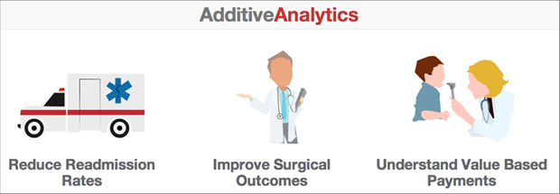 Data Science Weekly Interview with Laura Hamilton – Founder/CEO of Additive Analytics - who is using predictive analytics and machine learning to lower hospital readmission rates