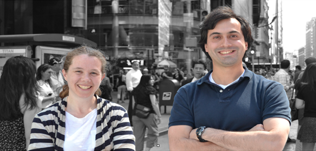 Data Science Weekly Newsletter Curator Team - Hannah Brooks & Sebastian Gutierrez