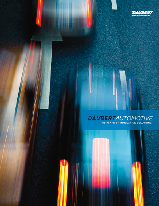 Daubert Automotive Brochure Cover Image