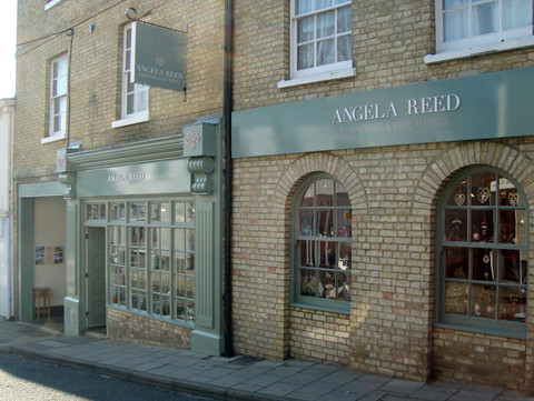 Angela Reed Furniture and Fine Things Saffron Walden Photo