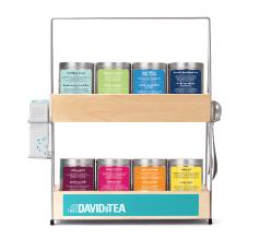 Tea rack