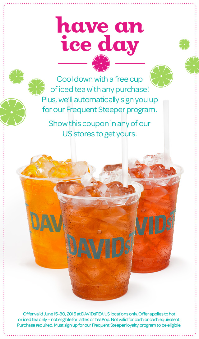 Have an ice day coupon