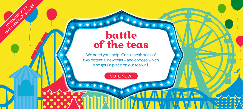 Buy loose leaf tea online at DavidsTea – Premium Green tea, Oolong tea, Black tea, Herbal tea, Rooibos tea, White tea, tea accessories and more