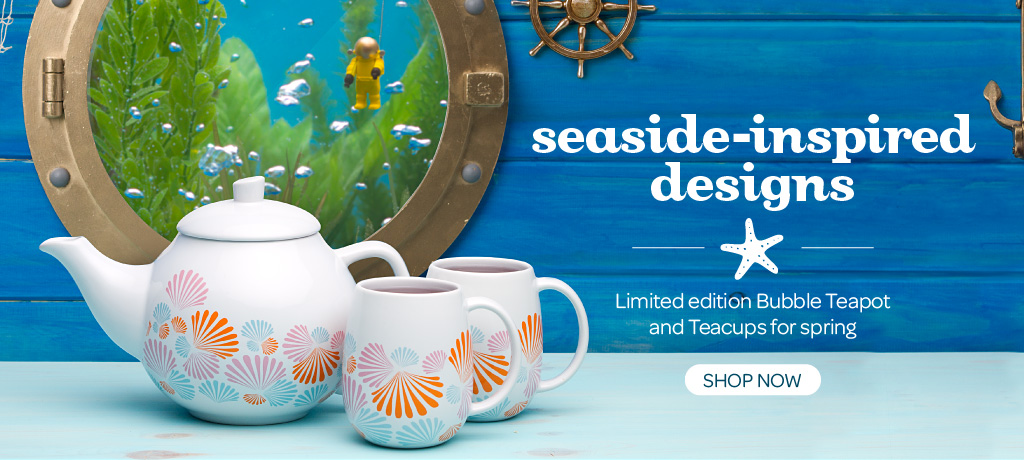 Shop Our Spring Teapots And Teacups
