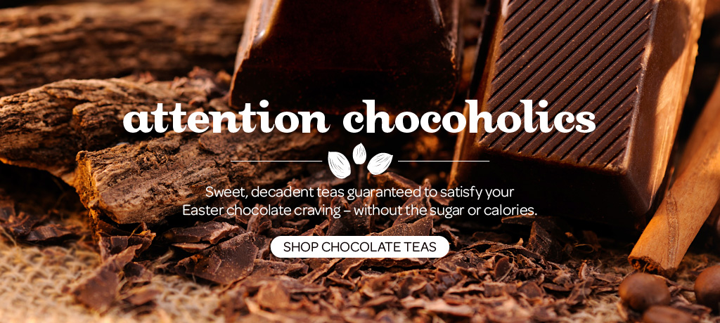 Shop Our Chocolate Teas