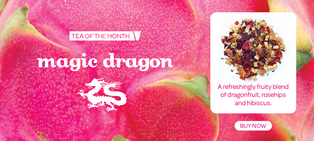 Tea Of The Month: Magic Dragon