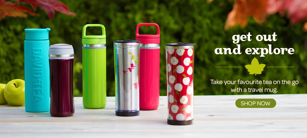 Shop the Fall Travel Mugs