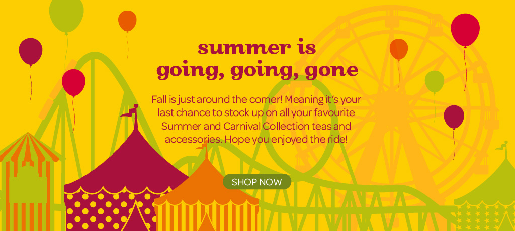 Summer Is Going, Going, Gone: Shop While You Still Can