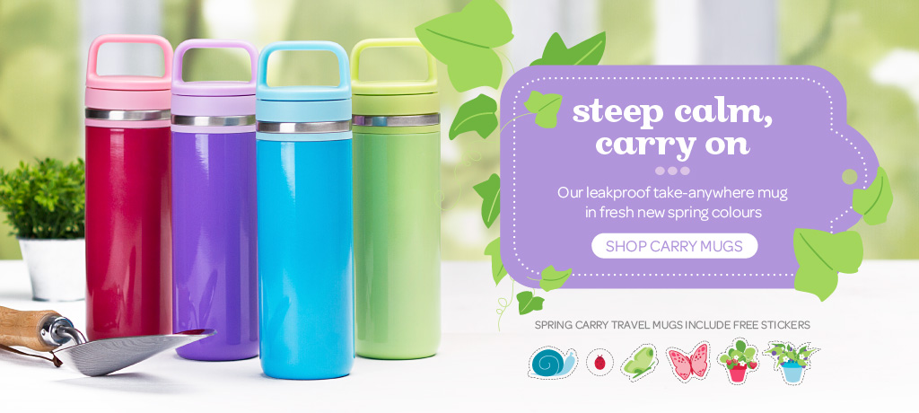 Shop Glass And Stainless Travel Mugs
