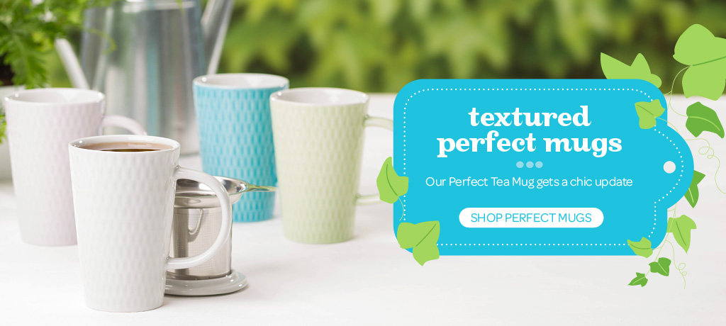 Shop The Spring Perfect Tea Mugs