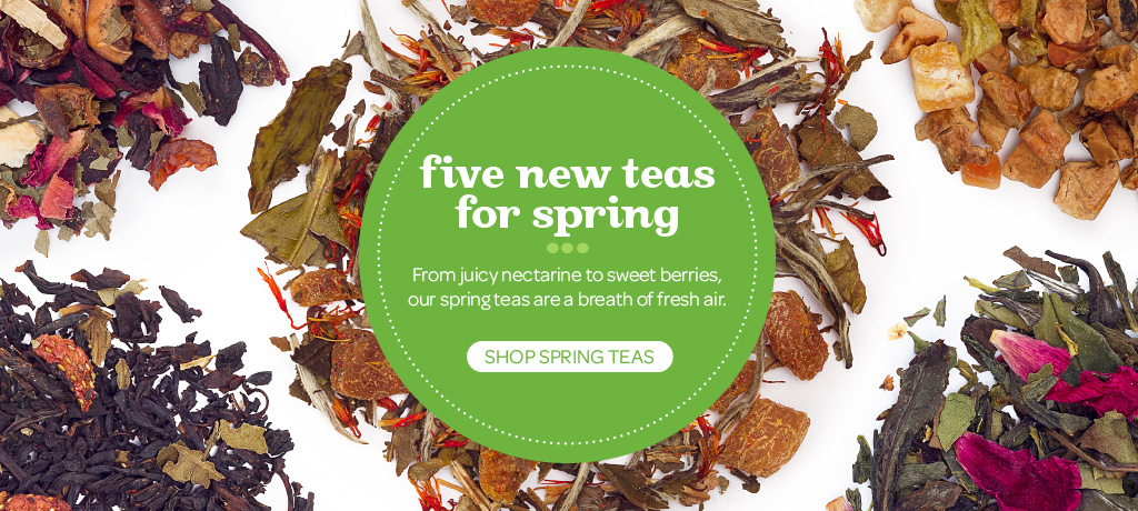 Shop The Spring Teas
