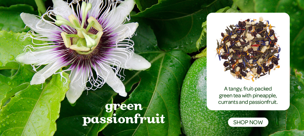 Shop Green Passionfruit Green Tea