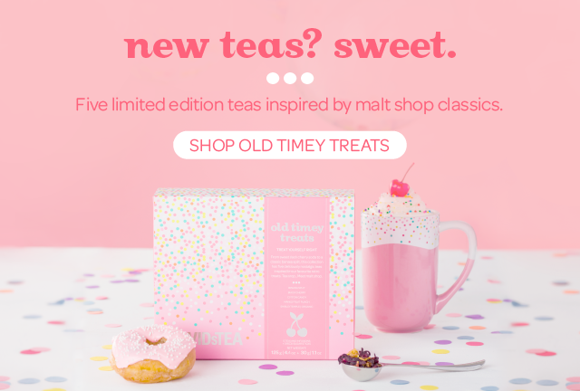 Shop The Old Timey Treats Collection