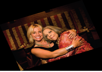 Grammy Winner Patti Austin and Award Winning Designer Dawn Carroll Launch the Over My Shoulder (Mentor) Foundation