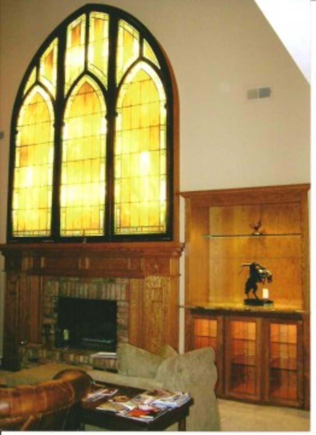 Art Glass Ensembles stained glass restoration and repair