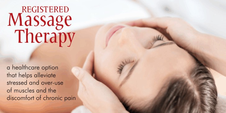 services registered massage therapy