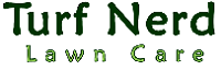 Website for Turf Nerd Lawn Care, LLC