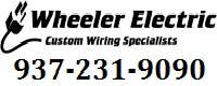 Website for Wheeler Electric