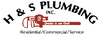 Website for H & S Plumbing, Inc.